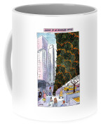 January 3rd At Rockefeller Center Coffee Mug