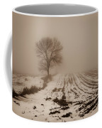 January Fog Coffee Mug