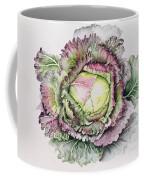 January King Cabbage  Coffee Mug