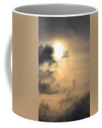 January Sunset After The Storm Coffee Mug