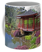 Japanese Bridge At Emu Valley Coffee Mug