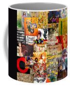 Japanese Contemporary Art Coffee Mug