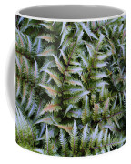 Japanese Ferns Coffee Mug