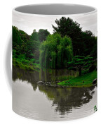 Japanese Garden Point Coffee Mug