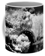 Japanese Gardens And Bridge Coffee Mug