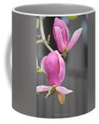 Japanese Magnolia Coffee Mug by Sonali Gangane