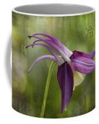 Japanese Serenity Columbine Blossom Coffee Mug