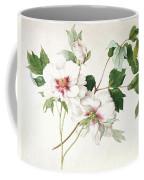Japanese Tree Peony Coffee Mug by  Lucy Cust