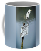 Japanese Waterfowl - Kyoto Japan Coffee Mug