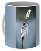 Japanese Waterfowl - Kyoto Japan Coffee Mug