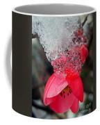 Ice Flower Coffee Mug
