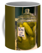 Pickle Jar Coffee Mug