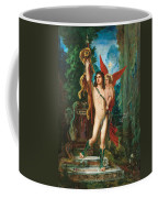 Jason And Eros Coffee Mug by Gustave Moreau