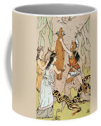 Jason Seizing The Golden Fleece Coffee Mug