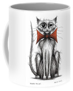 Jasper The Cat Coffee Mug