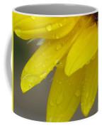 Jaune Petals Coffee Mug