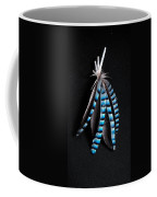 Jay Feather 2 Without Text Coffee Mug