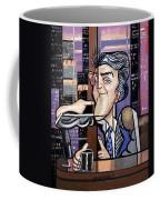 Jay Leno You Been Cubed Coffee Mug