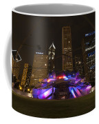 Jay Pritzker Pavilion Chicago Coffee Mug