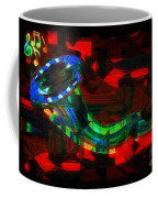 Jazz At Midnight Coffee Mug