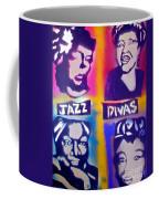 Jazz Divas  Coffee Mug