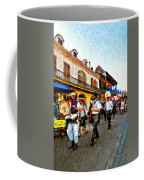 Jazz Funeral II Coffee Mug
