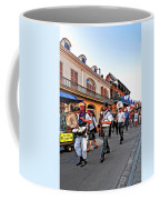 Jazz Funeral Coffee Mug