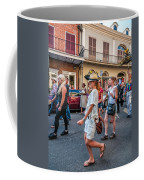Jazz Funeral...the Second Line 4 Coffee Mug