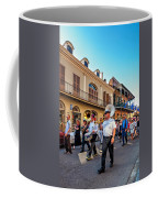 Jazz Funeral...the Second Line   Coffee Mug