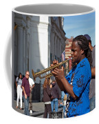 Jazz Man Coffee Mug
