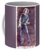 Jazz Rock John Mayer 01 Coffee Mug