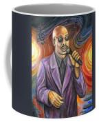 Jazz Singer Coffee Mug