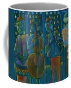 Jazz Time At Club Jazz Coffee Mug
