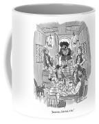 Jazzercise, Lido Deck, 4 P.m Coffee Mug