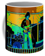 Jb #15 Enhanced In Cosmicolors Coffee Mug