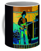 Jb #15 Enhanced In Cosmicolors Crop 2 Coffee Mug