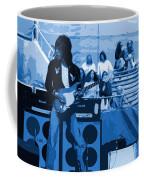 Jb #33 Enhanced In Blue Coffee Mug