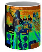 Jb #33 Enhanced In Cosmicolors Coffee Mug
