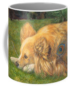 Jealous Jessie Coffee Mug by Emily Hunt and William Holman Hunt