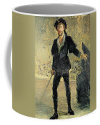 Jean Baptiste Faure In The Opera Hamlet By Ambroise Thomas Coffee Mug