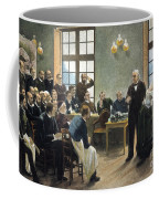Jean Charcots Clinic Coffee Mug