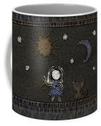 Jeans Stitches Coffee Mug
