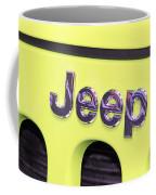 Jeep Logo Coffee Mug