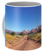 Jeep Trail Coffee Mug