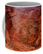 Jeep Trails Coffee Mug by Robert Bales