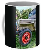 Jeep Willys Ww2 Coffee Mug