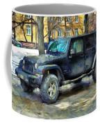 Jeep Wrangler Coffee Mug