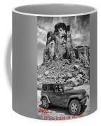 Jeep...it's A State Of Mind Coffee Mug
