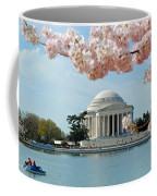 Jefferson Bloom Coffee Mug