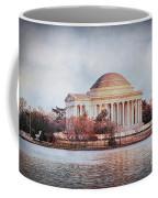 Jefferson Memorial In Dc Coffee Mug